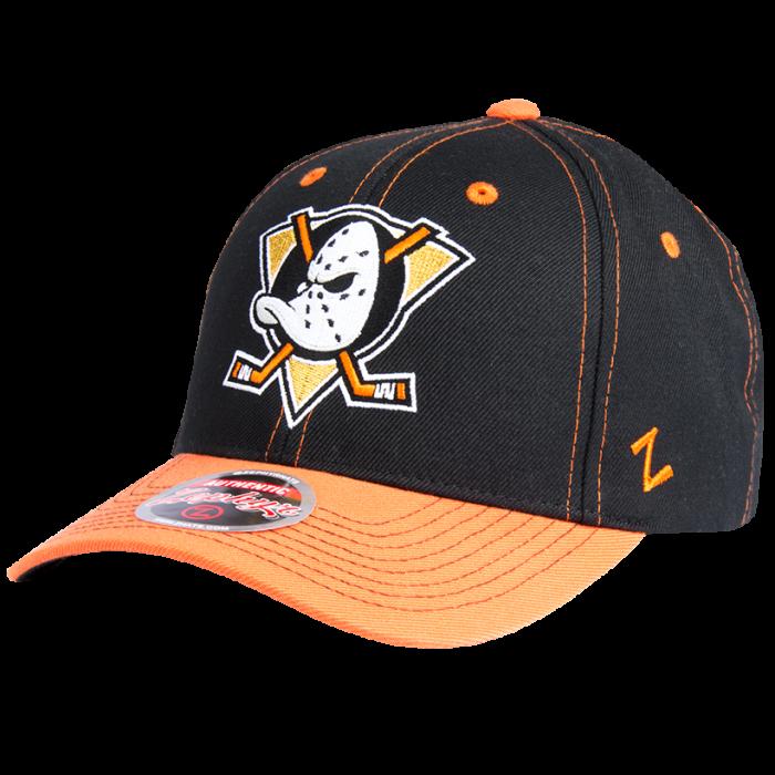 Anaheim Ducks Zephyr Staple Mütze