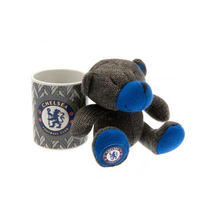 Chelsea set šalica i medo