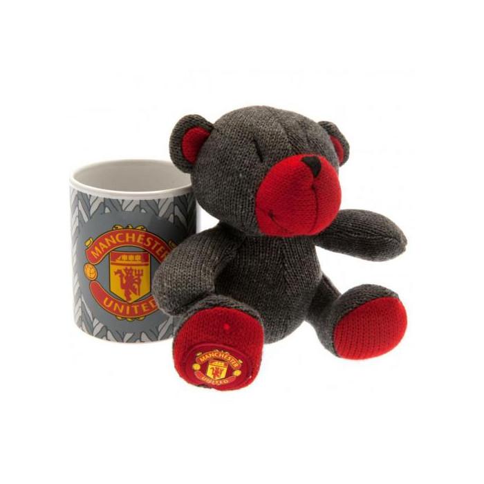 Manchester United set šalica i medo