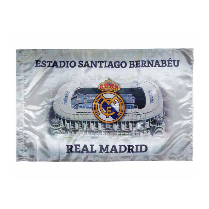 Real Madrid Fahne Flagge N°5 150x100