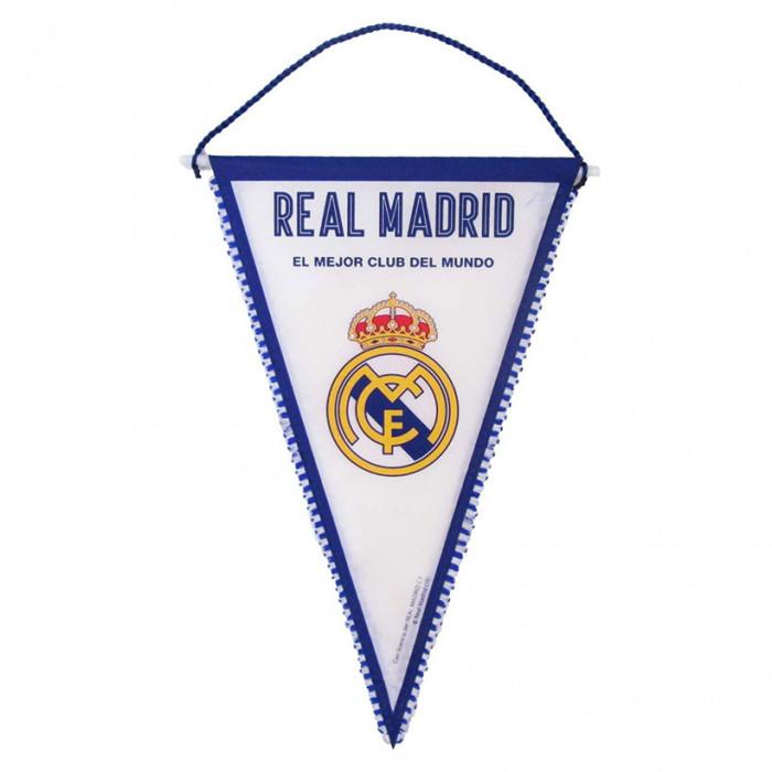 Real Madrid kleine Fahne N°3 Pico 24x45