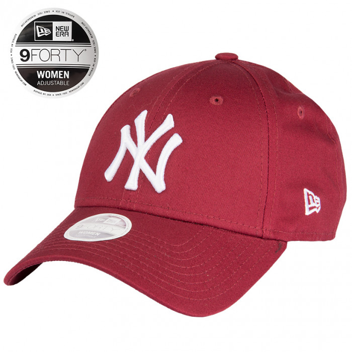 New York Yankees New Era 9FORTY Essential Damen Mütze (80536603)