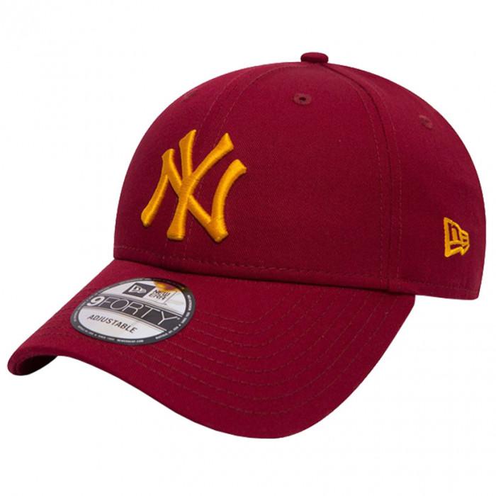 New York Yankees New Era 9FORTY League Essential Mütze (80536629)