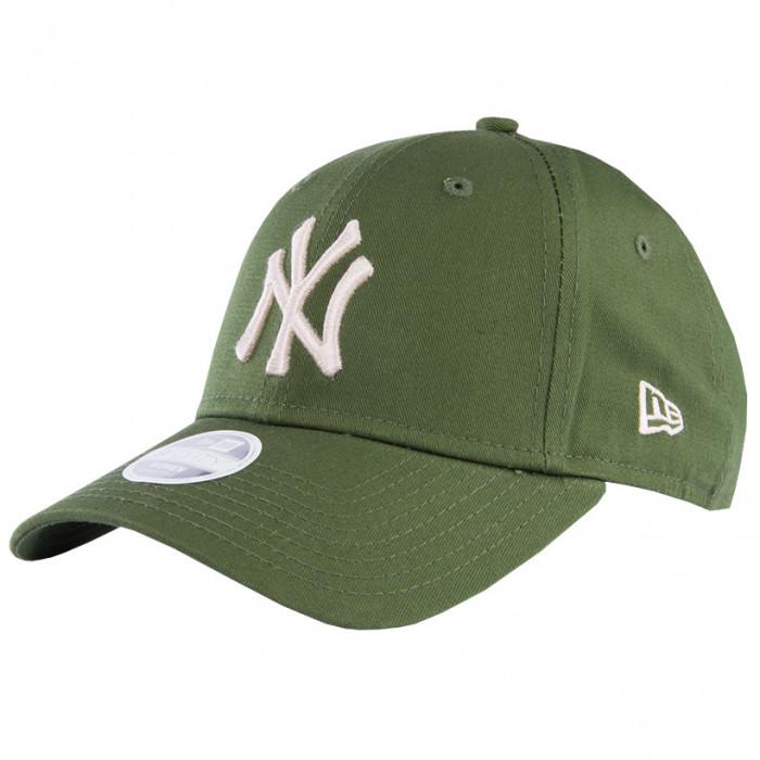 New York Yankees New Era 9FORTY League Essential ženska kapa (80536637)
