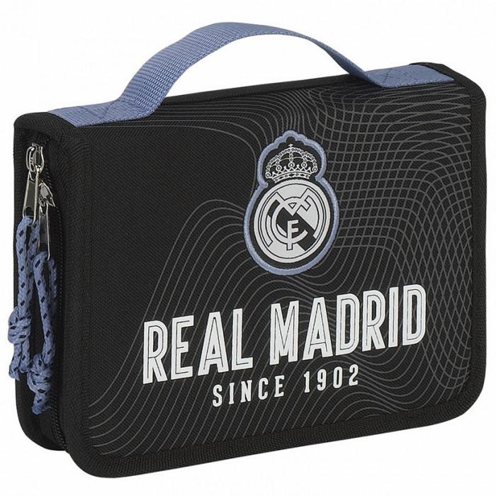 Real Madrid Federtasche gefüllt, 34-teilig
