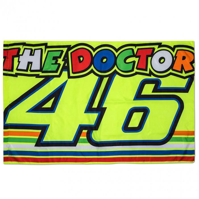Valentino Rossi VR46 Fahne Flagge 140x90 cm (VRUFG310703)