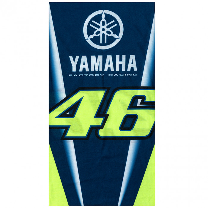 Valentino Rossi VR46 Yamaha Multifunktionstuch (YDUNW315303)
