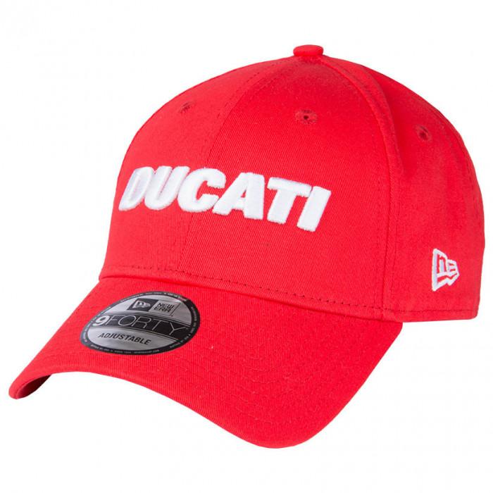 Ducati New Era 9FORTY Essential Wordmark Mütze (11507674)
