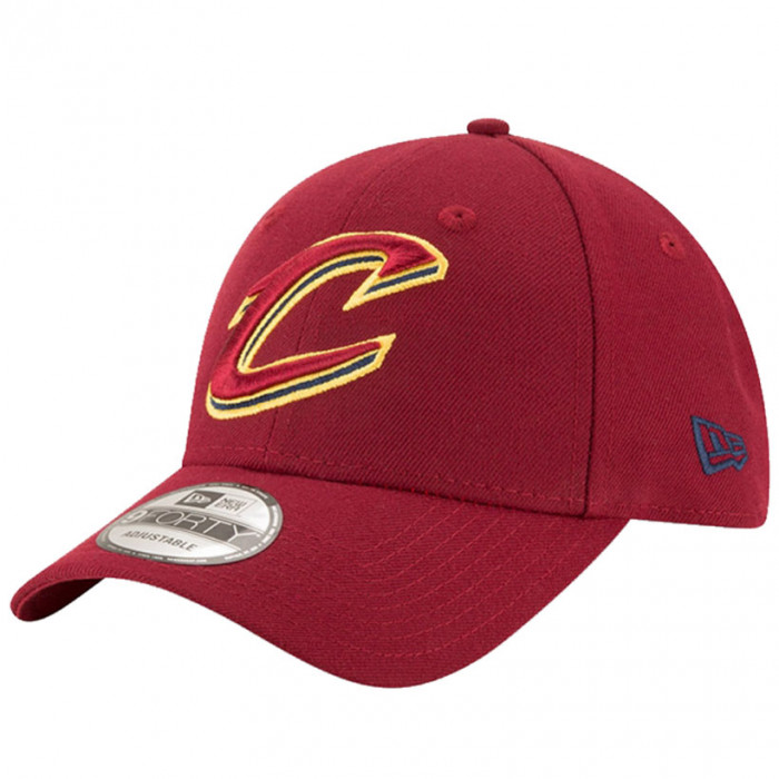Cleveland Cavaliers New Era 9FORTY The League Mütze (11486916)
