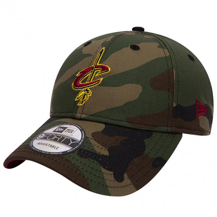 Cleveland Cavaliers New Era 9FORTY Camo Team kapa (80536746)