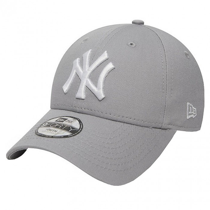 New York Yankees New Era 9FORTY League Essential Youth kapa (10879075)