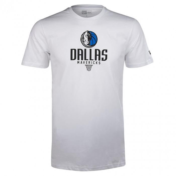 Dallas Mavericks New Era Basket Youth Kinder T-Shirt