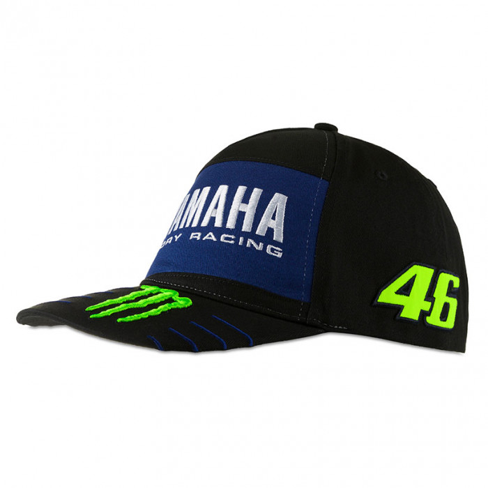 Valentino Rossi VR46 Yamaha Monster Power Line Mütze