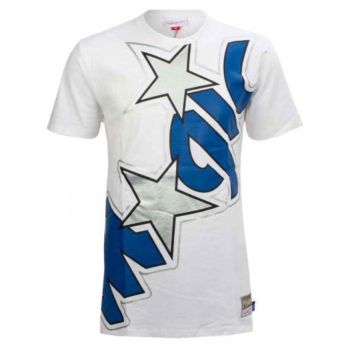 Orlando Magic Mitchell & Ness Big Face majica