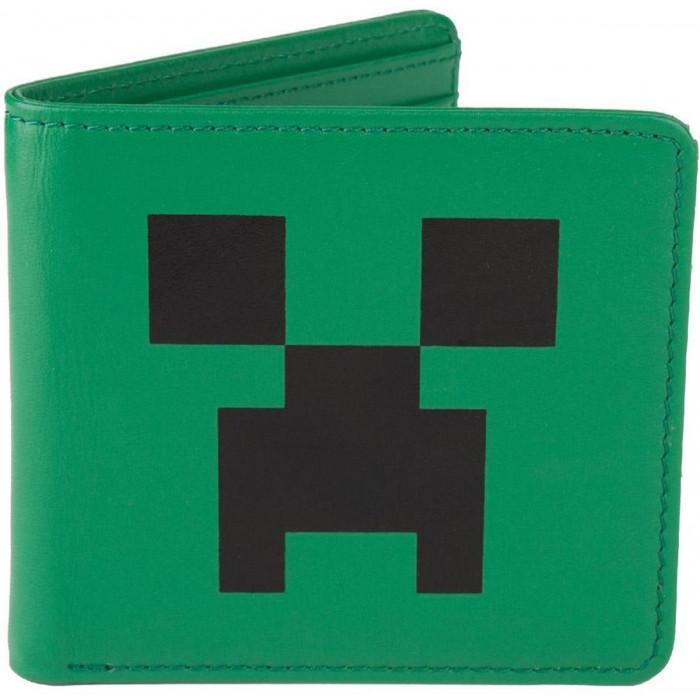 Minecraft Creeper PU denarnica