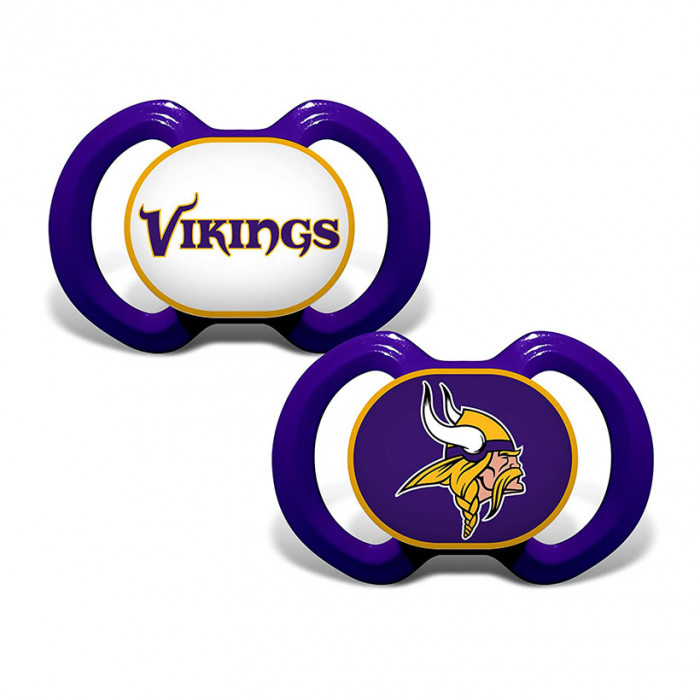 Minnesota Vikings Baby Fanatic 2x duda