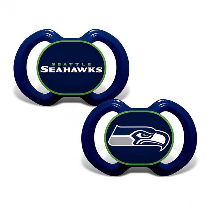 Seattle Seahawks Baby Fanatic 2x duda