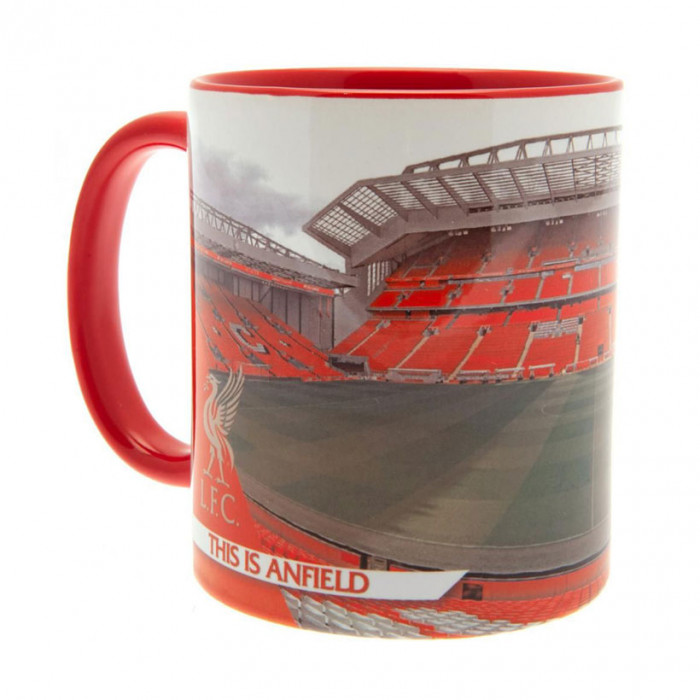 Liverpool Stadium Tasse