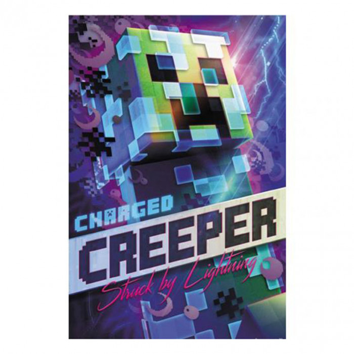Minecraft Charged Creeper 162 Poster 61x91