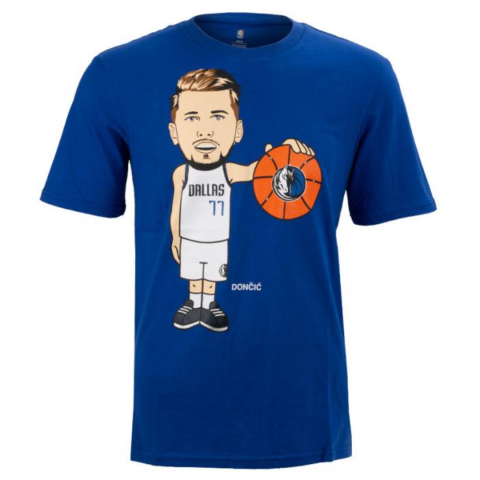 Luka Dončić Dallas Mavericks Geeked Up T-Shirt