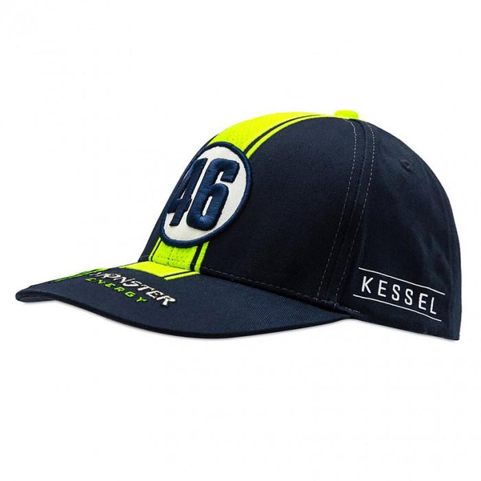 Valentino Rossi VR46 Abu Dhabi Dainese Replica Mütze