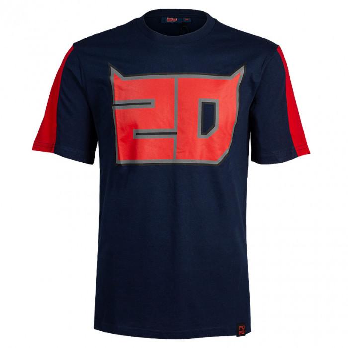 Fabio Quartararo FQ20 Big Number T-Shirt
