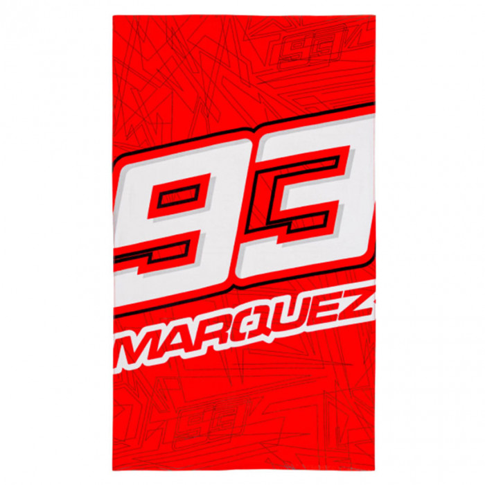 Marc Marquez MM93 Graphic ručnik 100x170 cm