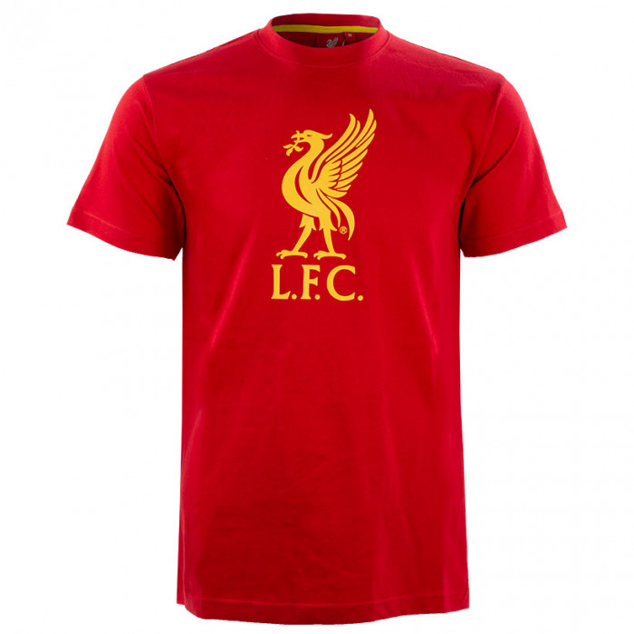 Liverpool Graphic Red T-Shirt