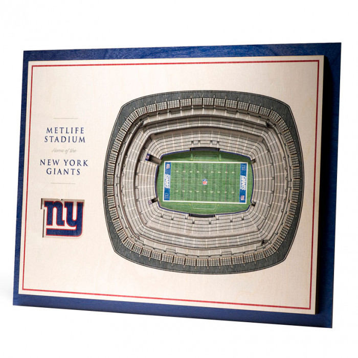 New York Giants 3D Stadium View slika