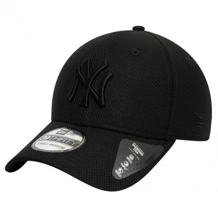 New York Yankees New Era 39THIRTY Diamond Era Essential Mütze