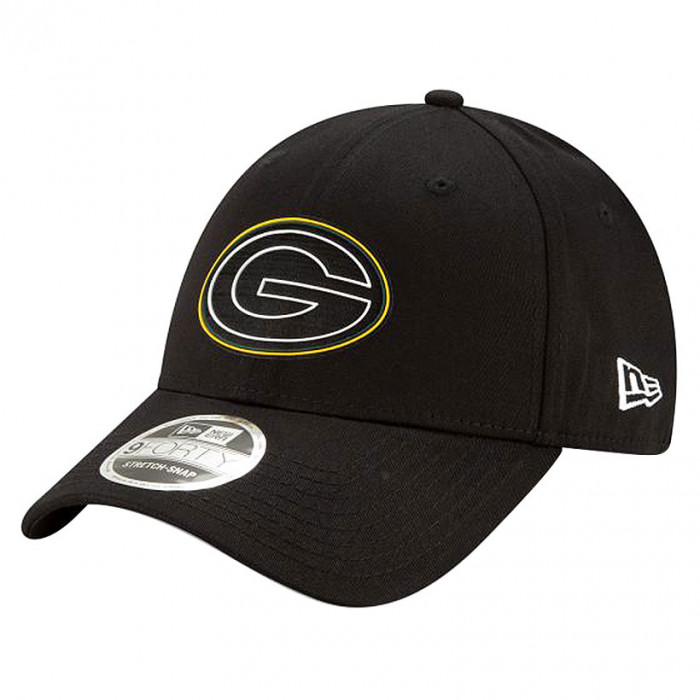 Green Bay PackersNew Era 9FORTY Draft Official Stretch Snap kapa