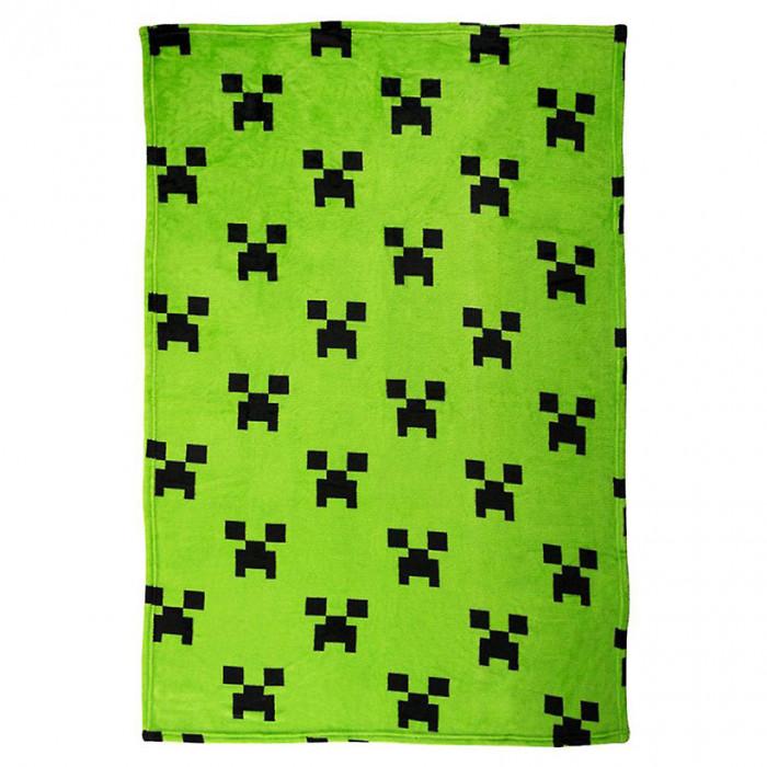 Minecraf Emerald deka 100x150