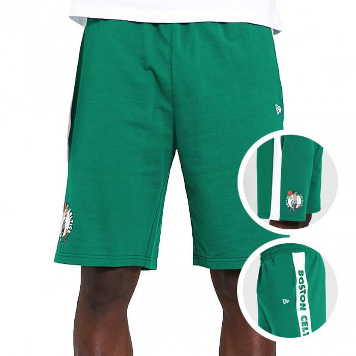 Boston Celtics New Era Contrast kurze Hose