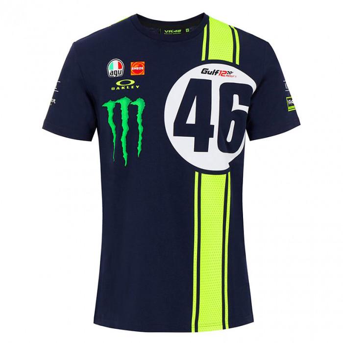 Valentino Rossi VR46 Abu Dhabi T-Shirt