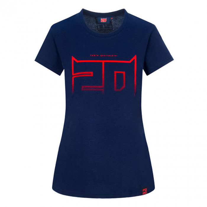 Fabio Quartararo FQ20 Flock Damen T-Shirt