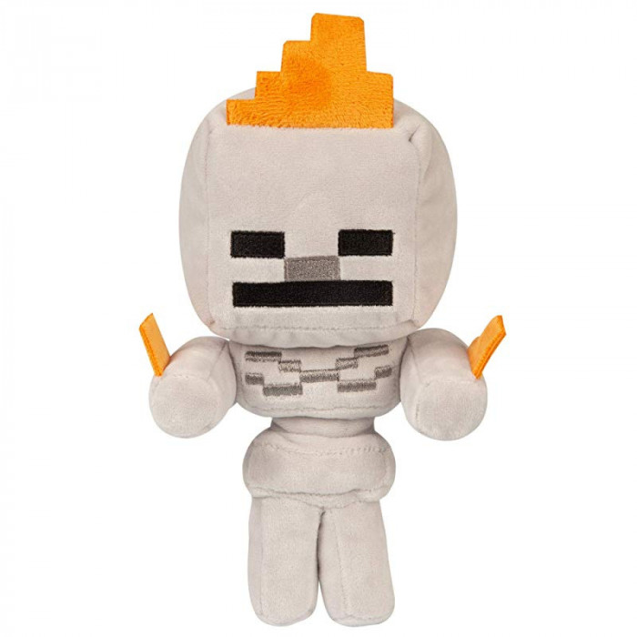 Minecraft Jinx Happy Explorer Skeleton On Fire mekana igračka