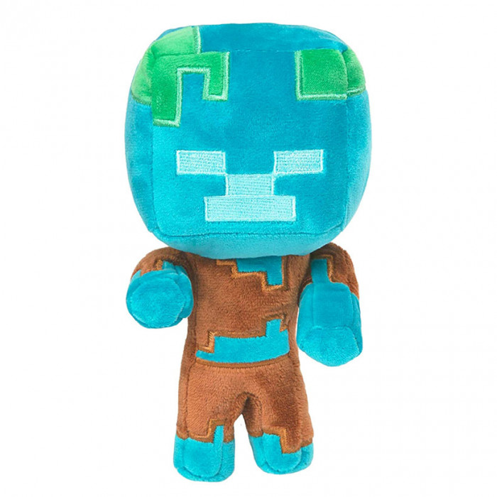 Minecraft Jinx Happy Explorer Drowned mekana igračka