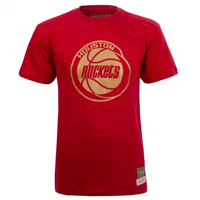 Houston Rockets Mitchell & Ness Midas T-Shirt