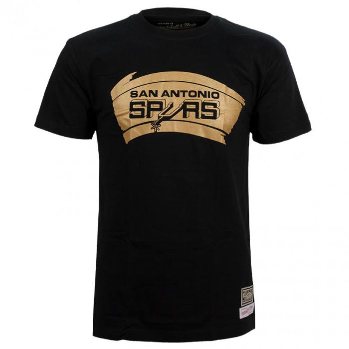 San Antonio Spurs Mitchell & Ness Midas majica