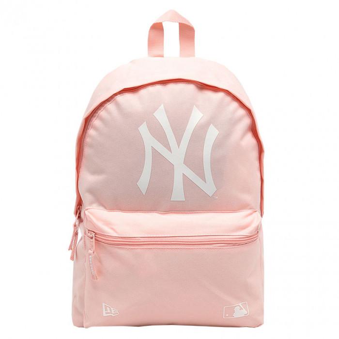 New York Yankees New Era Entry Lemonade Pink Rucksack