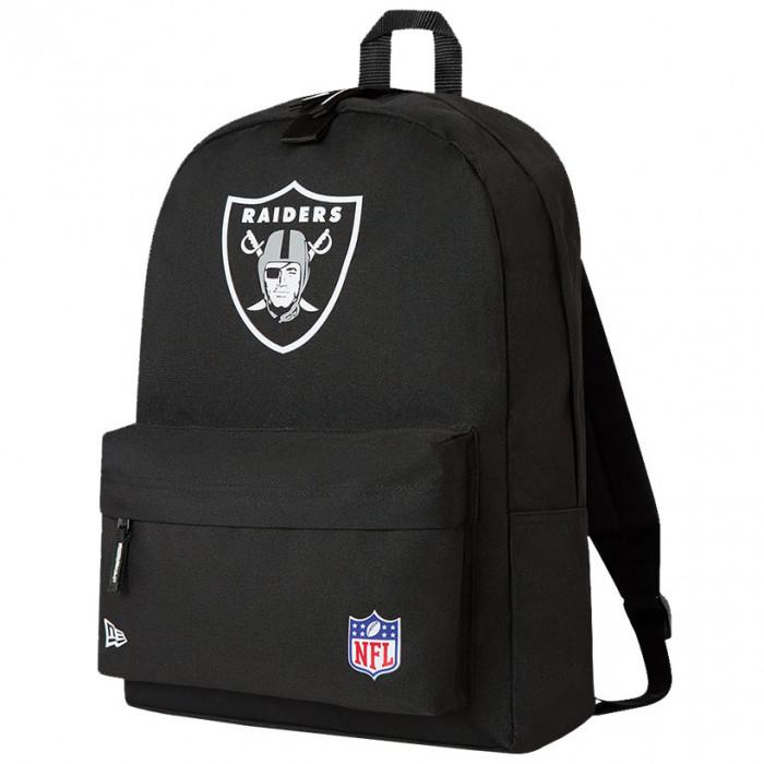 Las Vegas Raiders New Era Black Stadium Pack Rucksack