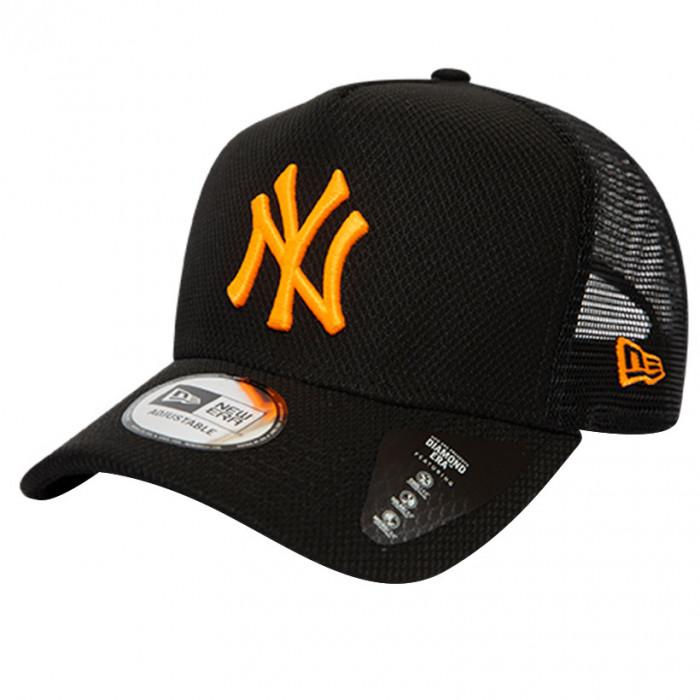 New York Yankees New Era Trucker Diamond Era Neon Logo Mütze