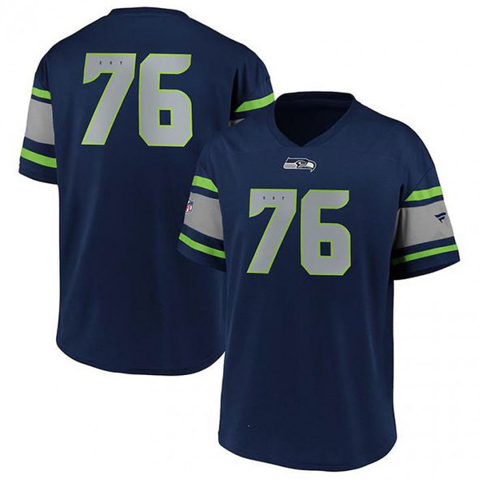 Seattle Seahawks Poly Mesh Supporters Trikot