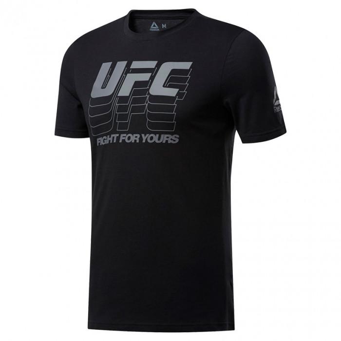 UFC Reebok Fan Gear Logo majica