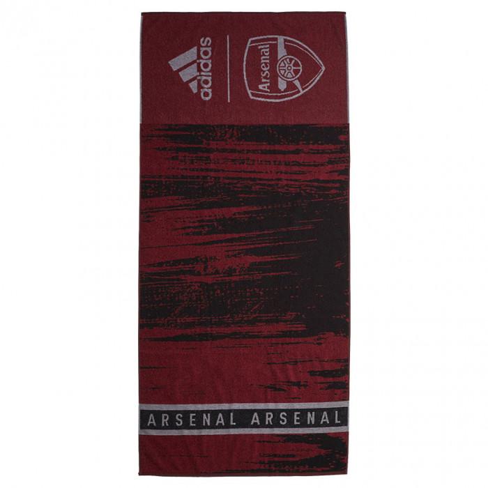 Arsenal Adidas Badetuch 70 x 160 cm