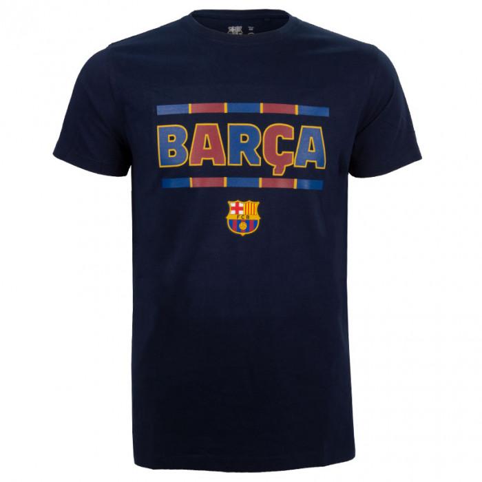 FC Barcelona Slam Navy T-Shirt