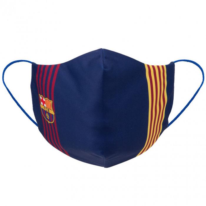 FC Barcelona Senyera maska za lice
