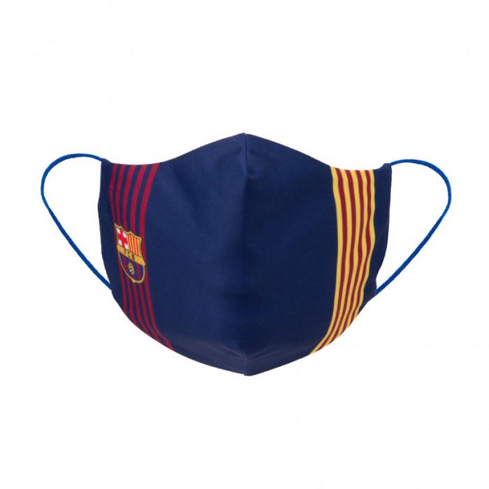 FC Barcelona Senyera dječja maska za lice