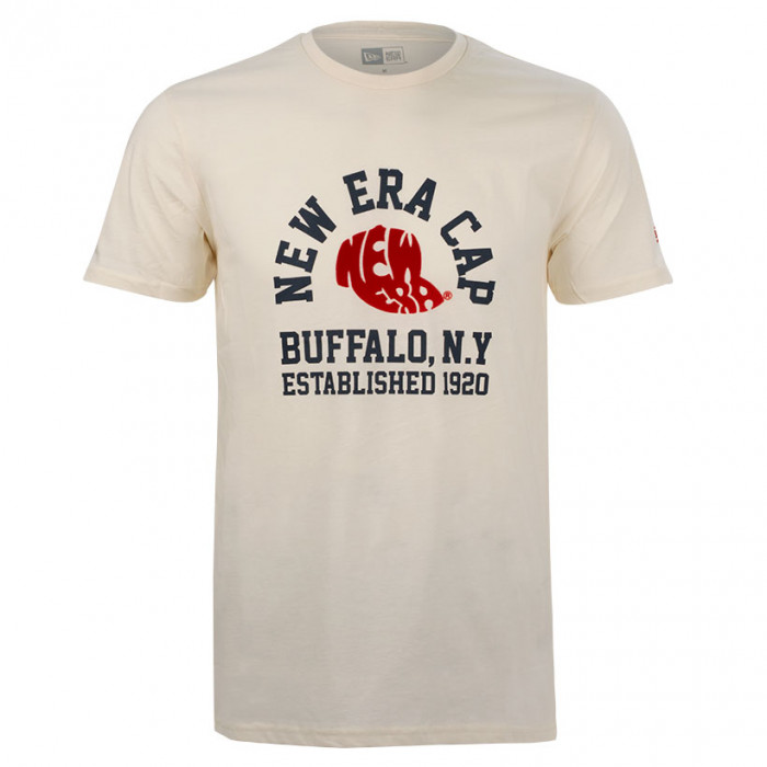 New Era Heritage Script T-Shirt