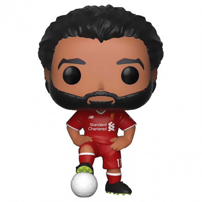 Mohamed Salah 11 Liverpoo Funko POP! Figura